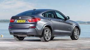 BMW-X4-UK